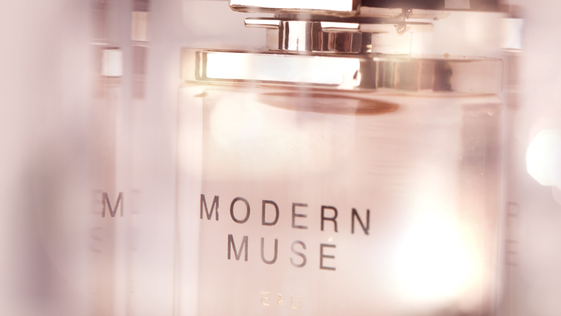 Pause Nyc Estee Lauder Modern Muse For Women Working With The Gang At Suspect I Developed These Styleframes To Lead Look And Feel Of This Spot Lauders Perfume